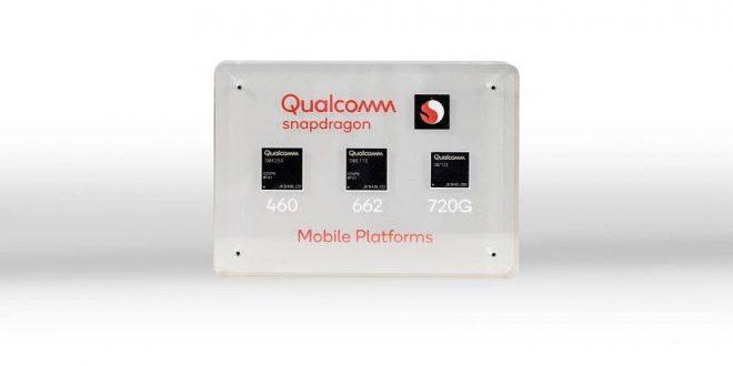 كوالكوم تعلن عن 3 معالجات جديدة للهواتف الذكية