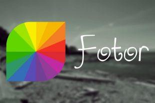 موقع وتطبيقات فوتور لتحرير وتعديل الصور ببراعة وإنشاء التصميمات أونلاين ومجاناً عبر المتصفح!