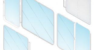 LG تسجل براءة إختراع جديدة لغطاء واقي للهواتف الذكية يضم شاشة مرنة