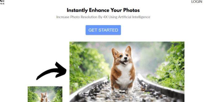 Pic.Hance.. أداة مجانية تعتمد على الذكاء الاصطناعي لتحسين جودة الصور