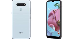 الإعلان رسميًا عن الهاتف LG Q51 مع شاشة +HD بحجم 6.5 إنش، وثلاث كاميرات في الخلف