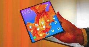 براءة إختراع من Huawei تكشف عن هاتف قابل للطي مع ست كاميرات وقلم إلكتروني