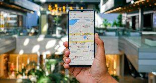 تطبيق Google Maps يحصل على أيقونة جديدة، ومظهر جديد يوفر المزيد من المعلومات