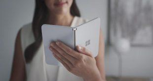 نظرة أولية على هاتف مايكروسوفت ثنائي الشاشة Surface Duo