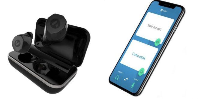 Aunu Audio M50.. سماعة لاسلكية تتيح لك ترجمة أكثر من 33 لغة