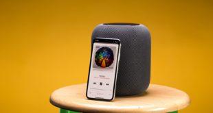 الجيل المقبل من Apple HomePod قد يأتي مع قماش حساس للمس