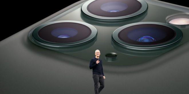 الجيل المقبل من iPhone سيحصل على نظام جديد لمنع إهتزاز الكاميرا أثناء التصوير