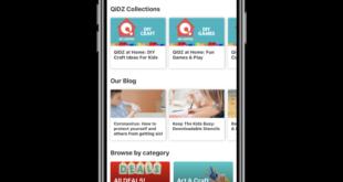 تطبيق QiDZ يطلق خدمة أطفالنا في المنزل
