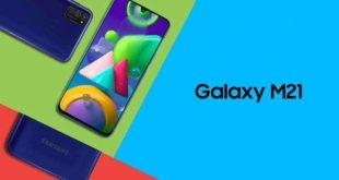 سامسونج تطلق رسميًا هاتفها الأحدث Galaxy M21