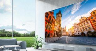 شاومي تكشف عن تلفازها العملاق Redmi Smart TV MAX