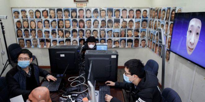 شركة صينية تطور تقنية للتعرف على الوجوه حتى مع الأقنعة