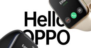 شركة Oppo تؤكد قدوم ساعتها الذكية الأولى في اليوم 6 مارس