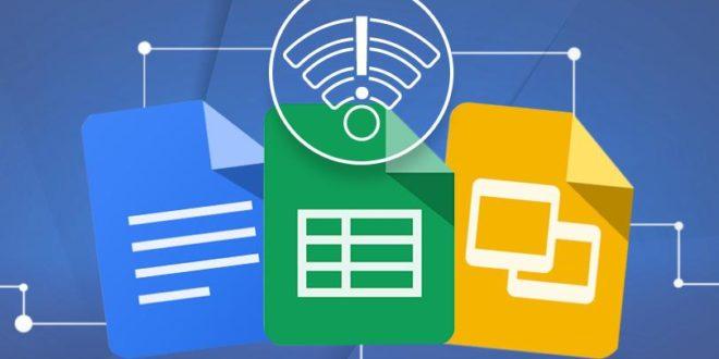 كيفية استخدام محرر مستندات جوجل في وضع عدم الاتصال