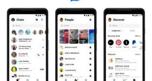 ماسنجر يمنع المستخدمين من إعادة توجيه الرسائل لأكثر من 5 أشخاص..