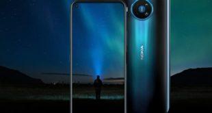 HMD تعلن رسميًا عن هاتف Nokia 8.3 5G
