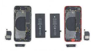 بعض أجزاء IPhone SE قابلة للاستبدال بأجزاء IPhone 8