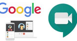 جوجل تعتزم إضافة مزايا متقدمة إلى خدمة Meet