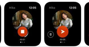 فيسبوك تطلق تطبيقًا للتواصل مع المُقرَّبين عبر ساعة آبل