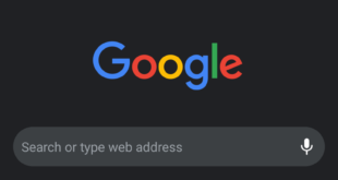 كيفية تفعيل الوضع الداكن في متصفح جوجل كروم
