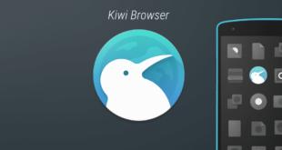 متصفّح Kiwi المستند إلى كروميوم مفتوح المصدر بالكامل الآن