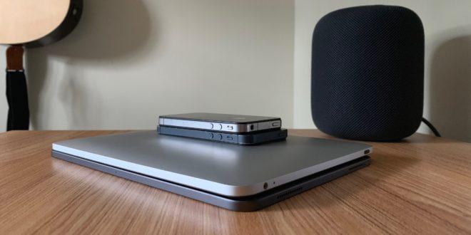 هواتف IPhone 5G تتميز بتصميم يشبه IPad Pro