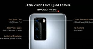Huawei P40 Pro هو صاحب أفضل كاميرا للهواتف الذكية على الإطلاق، وفقا لـ DxOMark