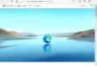 Microsoft Edge يصبح ثاني أكثر متصفح ويب شيوعًا