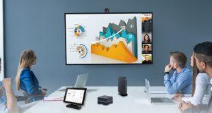 آسوس تكشف عن أجهزة مكتبية لمؤتمرات Google Meet