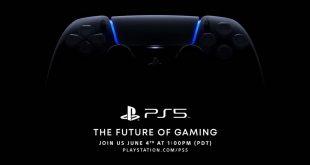 سوني تعقد حدث بشأن PS5 بتاريخ 4 يونيو