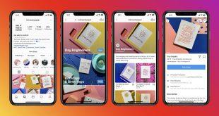 فيسبوك تعلن عن خدمتها الجديدة Facebook Shops