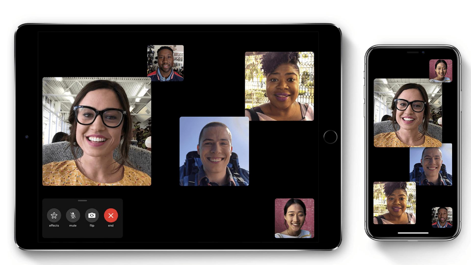 كيف يمكنك إيقاف تحريك الوجوه في مكالمات FaceTime الجماعية؟