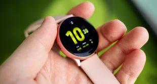 Galaxy Watch Active 2 تحصل أخيرًا على ميزة ECG في كوريا الجنوبية