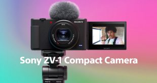 Sony تكشف النقاب رسميًا عن Sony ZV-1، وتُركز على الفلوجرز والمؤثرين