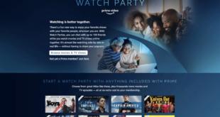أمازون تتيح مشاهدة فيديوهات Prime مع الأصدقاء