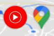 كيفية التحكم بتطبيق يوتيوب ميوزيك من داخل خرائط جوجل