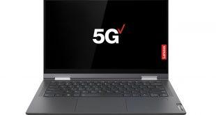 لينوفو تطلق أول حاسوب محمول في العالم يدعم شبكات 5G