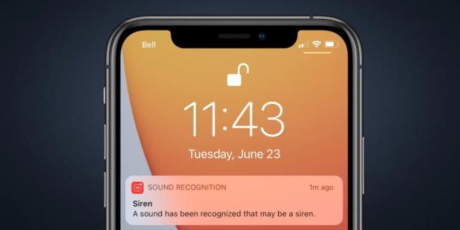 ما هي ميزة التعرف على الصوت في نظام iOS 14 وكيف تستخدم؟
