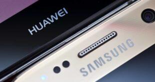 هواوي تتفوق على سامسونج لتصبح الأولى في سوق الهواتف ولكن مؤقتًا