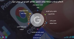 6 نصائح لإصلاح مشكلة توقف تشغيل مقاطع الفيديو في جوجل كروم