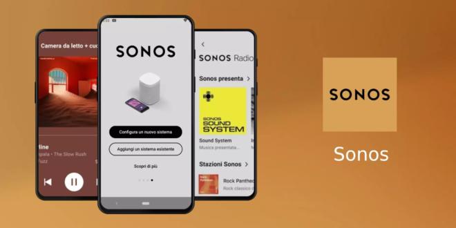 Sonos تُطلق تطبيقها الرسمي لمستخدمي أندرويد على متجر جوجل بلاي