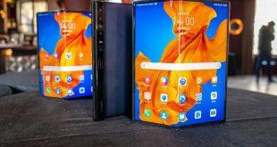 Xiaomi تسجل براءة تصميم لهاتف ذكي قابل للطي يشبه كثيرًا Huawei Mate Xs