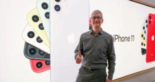آبل تسابق الزمن لإنتاج هاتف آيفون الداعم للجيل الخامس