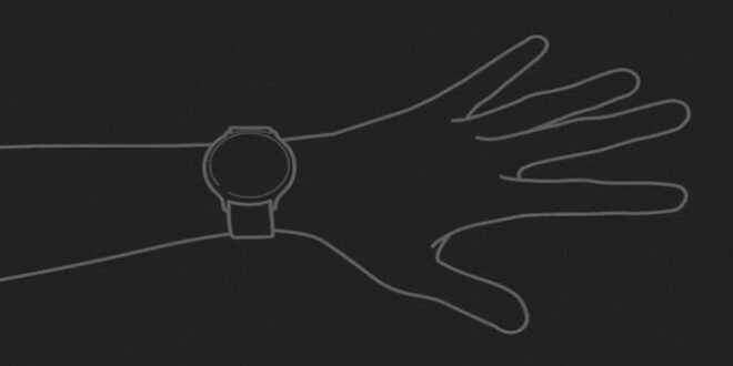 ساعة جالاكسي3 .. تمكنك من الرد على الهاتف بقبضة يدك