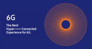 سامسونج تتوقع إطلاق شبكات الجيل السادس في 2028