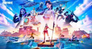 سوني تتعاون مع صانع لعبة فورتنيت قبل إطلاق PS5