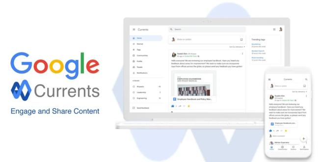 كل ما تريد معرفته عن خدمة Currents الجديدة من جوجل