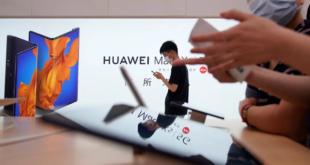 هواوي تصبح بائع الهواتف الذكية الأكبر في العالم