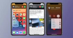 iOS 14.. كيف تعمل واجهة المكالمة المدمجة في آيفون