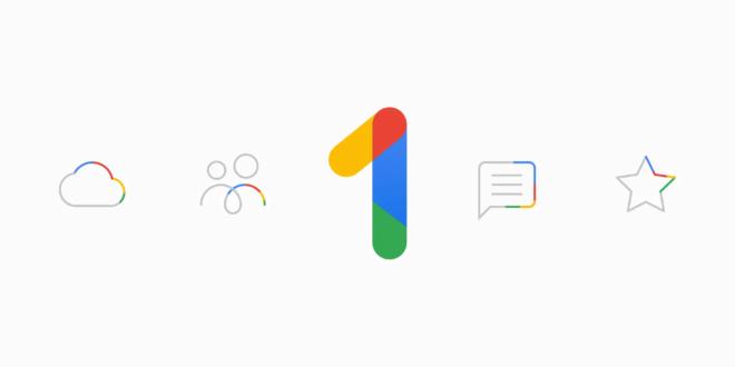 جوجل تتيح بعض ميزات خدمة التخزين Google One مجانًا للجميع