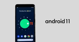 جوجل تطلق النسخة التجريبية الأخيرة من أندرويد 11